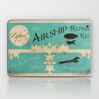 Airship Repair Kit Laptop & iPad Skin