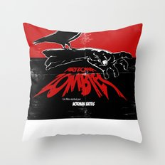 Arizona Zombies Throw Pillow