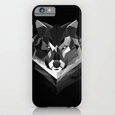 WOLF Crash Eyes iPhone 6 Slim Case