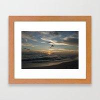 Anna Maria 2 Framed Art Print