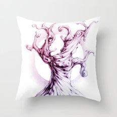 MusicTree Throw Pillow