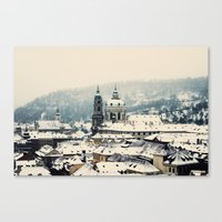 St. Nicholas Church Canvas Print