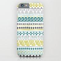 Boho Market Stripe iPhone 6 Slim Case