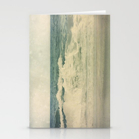 Salt Water Cures Stationery Card