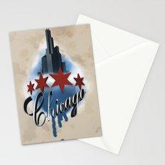 The Windy City Stationery Cards