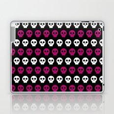 Skull Preppie Candy Girl Laptop & iPad Skin