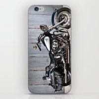 Heritage Softail iPhone & iPod Skin