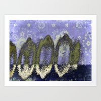 dwellings Art Print