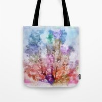 Independent tree  Tote Bag