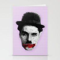 Charlie The Joker Stationery Cards