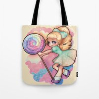 Candy Candy Tote Bag