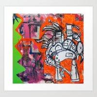 PLZ-885 Art Print