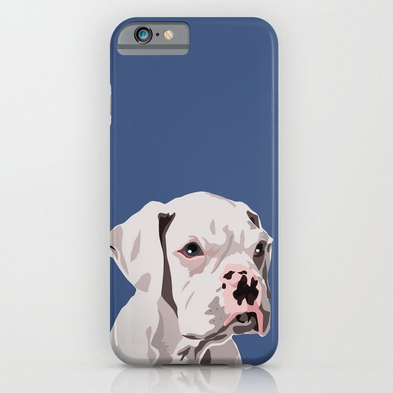 WhiteDog iPhone & iPod Case