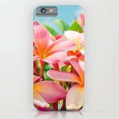 Pua Melia ke Aloha Maui Slim Case iPhone 6s