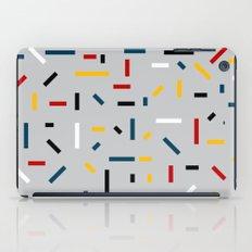 BEFORE MONDRIAN iPad Case