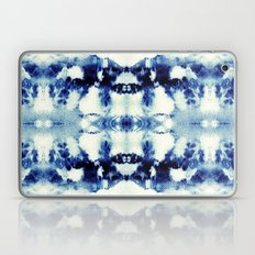 Tie Dye Blues Laptop & iPad Skin
