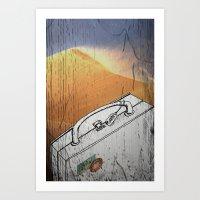 Lost Art Print