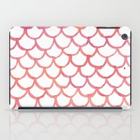 Scalloppy iPad Case