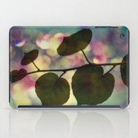 Kiwi Leaves iPad Case