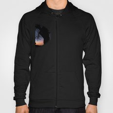 Horse at suppertime Hoody