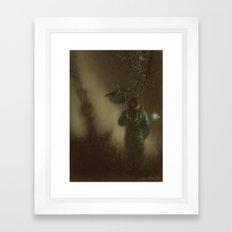 Rain Dogs Framed Art Print