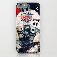 iPhone & iPod Case featuring Step Right Up by Alec Goss