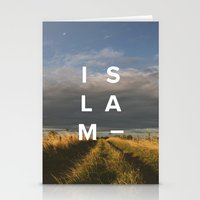 Islam- Poster Stationery Cards