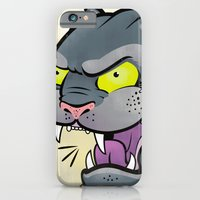 Panther Tattoo Flash iPhone 6 Slim Case