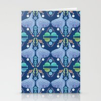Holy Mola Fish Stationery Cards