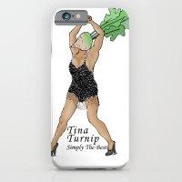 Tina Turnip iPhone 6 Slim Case