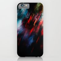 iPhone & iPod Case featuring Abstract goldfish_02 by Ni.Ca.
