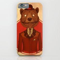 {Bosque Animal} Oso Slim Case iPhone 6s