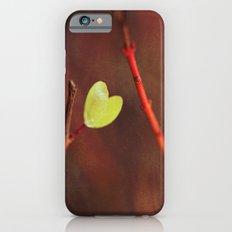 Heart leaf iPhone 6 Slim Case