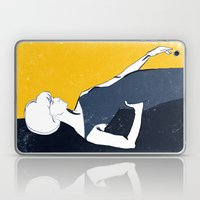Melinda Laptop & iPad Skin