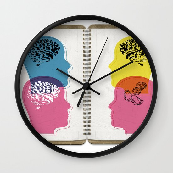 law of averages Wall Clock
