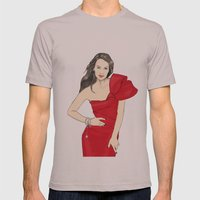 Girl in style Mens Fitted Tee Cinder SMALL