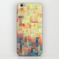 Cubism Dream (Brush Fire Remix) iPhone & iPod Skin