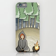 Campfire Girl iPhone 6 Slim Case