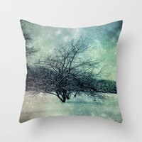 At Dusk Throw Pillow