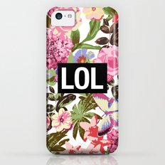 LOL iPhone 5c Slim Case