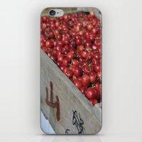 Chinese Cherries  iPhone & iPod Skin