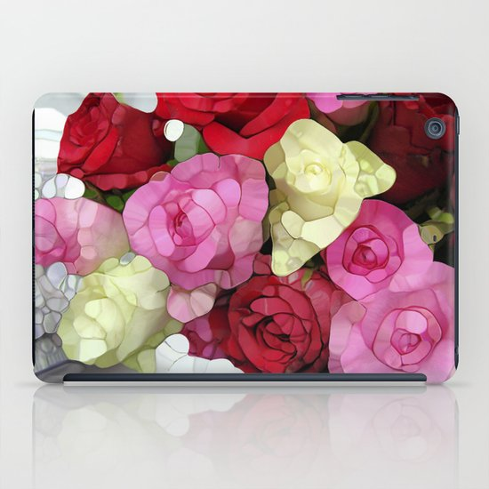 Let Your Love Shine! iPad Case