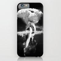iPhone Cases featuring War Goddess by Robert Farkas