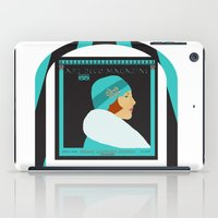 Art Deco Magazine iPad Case