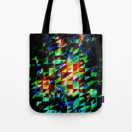 Tote Bag - GLITCHES - EXITVS