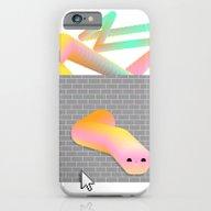 Agujero De Gusano iPhone 6 Slim Case