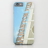 iPhone & iPod Case featuring Brighton Lights by Cassia Beck