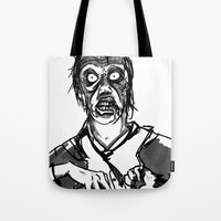 I will not eat IT! Tote Bag