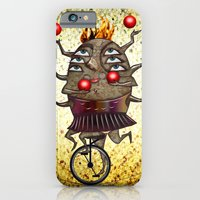 iPhone & iPod Case featuring Equilibrist by José Luis Guerrero