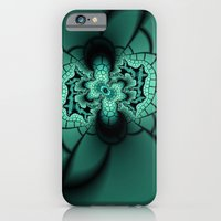 iPhone & iPod Case featuring Fractillia by Christy Leigh